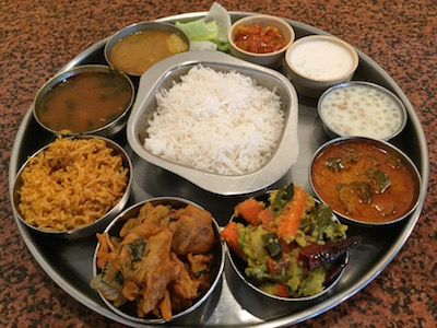 Annapurna local food eater best indian food culver city for Annapurna cuisine