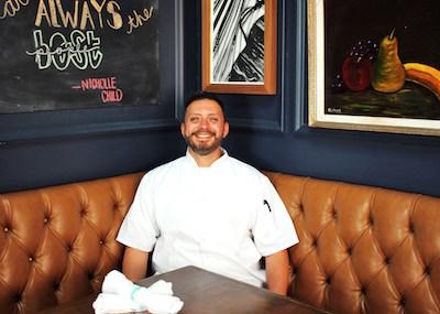 Chef Keith Shutta