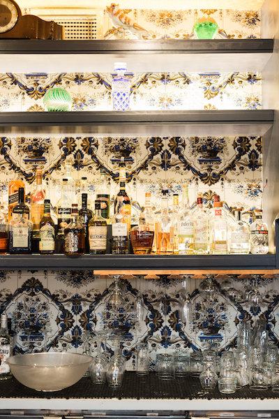 Tart bar
