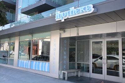 Inotheke - Exterior 2