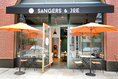 Sangers & Joe - Exterior 2