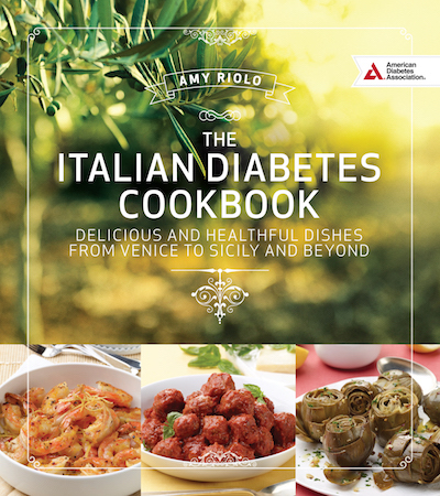 Italian Diabetes Cookbook copy