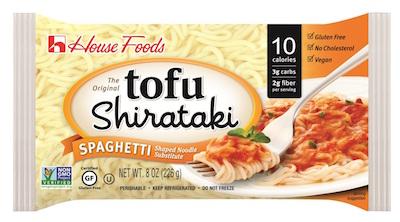 Tofu Shirataki Spagetti