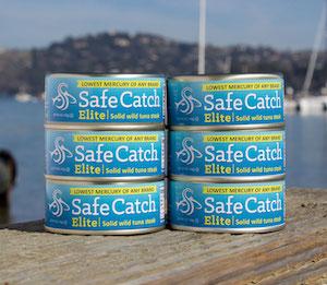 New safe catch tuna processes mercury free fish local for Tuna fish brands