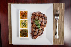 malbec steak