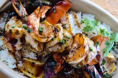 Shrimp Bowllge