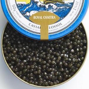 royal ossetra caviar $96