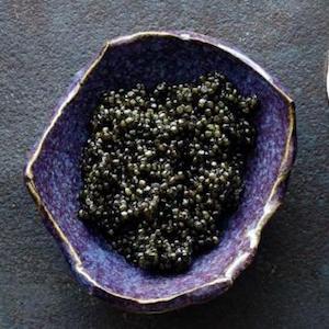 tsar imperial transmontanus caviar $94