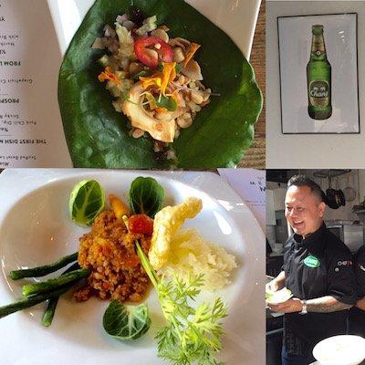 Chang Beer Sensory Trails Inspire the Best Thai Memories, Food