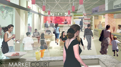 The Thai Town Marketplace Breaks Ground