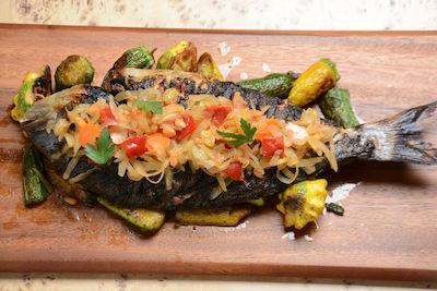 Chef Jeff Lustre's Filipino Heritage Inspires New Demitasse Roastery & Kitchen
