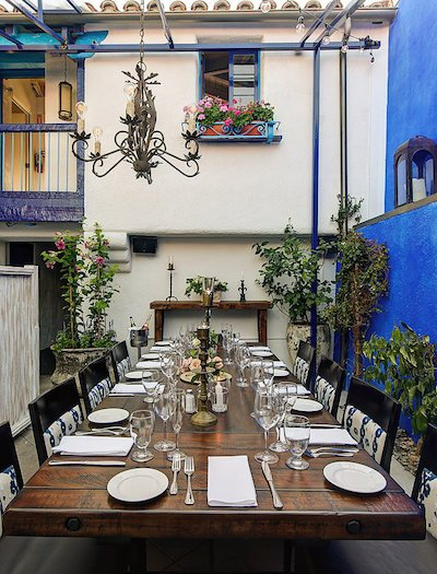 Best of Mediterranean at L'Ami Livens up Santa Monica Landmark,