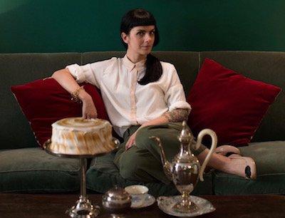 Melissa's Tea Room Café in Italy Earns International Honors