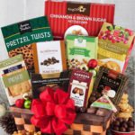 New Gourmet Gift Baskets Highlight American Historic Classic
