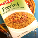 ONE PAN, TWO PLATES–(Middle Eastern)  FREEKEH