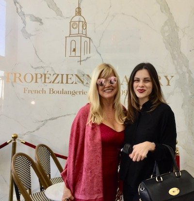 Best of St. Tropez at New 'La Tropézienne Bakery' in LA