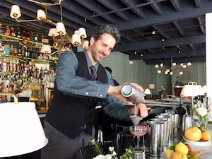 Italian-American Mixologist Frederico Vial