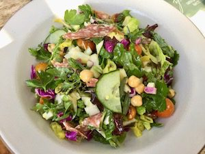 Farmers Market Chopped Salad