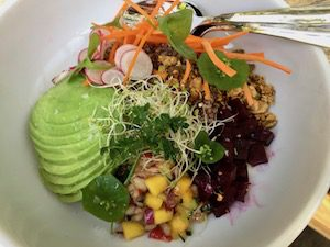 Organic Quinoa Bowl