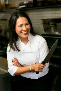 Kim Vu of Vucacious Catering