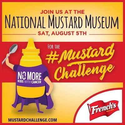 French's Celebrates National Mustard Day August 5