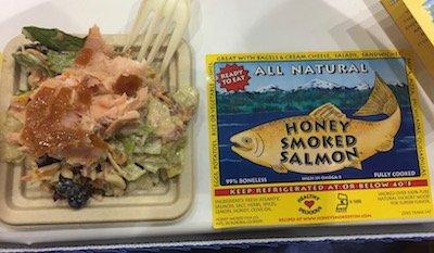 Everyday honey smoked fish un loxs a secret for Honey smoked fish