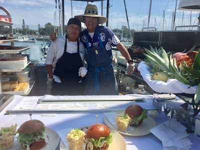 Party-Perfect Whole-Pig Roast at The Marina del Rey Hotel