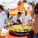 Paella Wine and Beer Fest in DTLA  October 7th