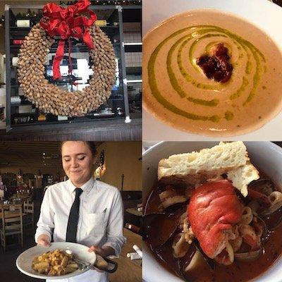 New Market City Caffe Holiday Menu Celebrates A Quarter Century