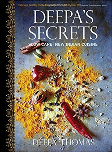 """DEEPA'S SECRETS "" Earns Best Ethnic Book 2017"