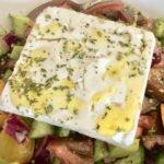 A Feast of Mediterranean Food