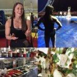 Sublime Cirque du Soleil LUZIA Show's Kitchen Honors International Artists
