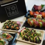New TOSAI SUSHI with A Surprising Pedigree